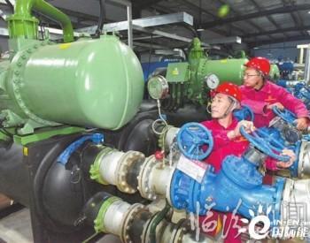 山西曲沃:地热供暖 节能环保