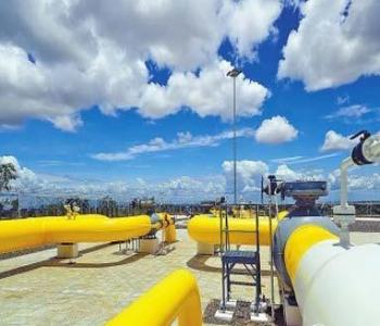 中俄东线天然气管道通气一年累计输气38.5亿立方米