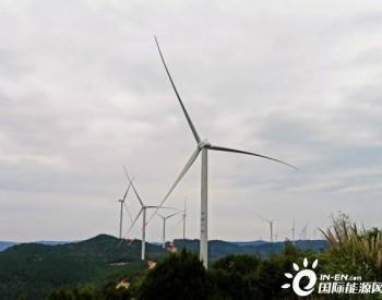 四川剑阁高池风电场99MW风电项目220kV<em>升压站</em>一次带电成功