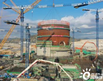 华龙一号漳州核电1号核岛首次实现钢衬里全面模块