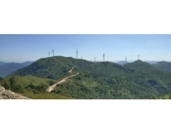 60MW!寧德虎貝風電項目30臺風機順利并網發電