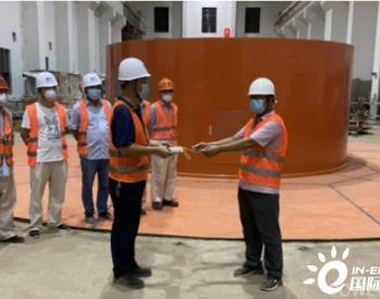 幾內亞蘇阿皮蒂水電站2號機組投產發電