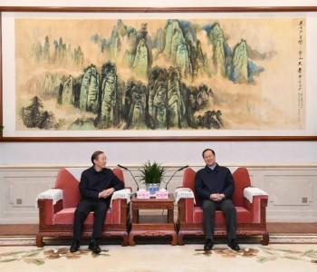 前任和現任會面!國網要保湖南電網安全可靠運行!