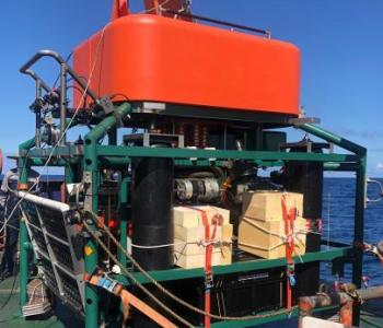 新型鎂海水燃料電池系統完成3000米水深海上試驗