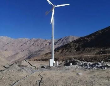 新疆和田高海拔地區軍用風光油儲微電網項目建成投運