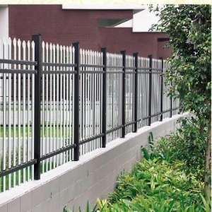 专业生产小区围栏 设计制作小区围栏