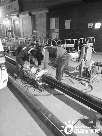 鸿图新能源资讯平台辽宁沈阳新建改造燃气管网258.6公里