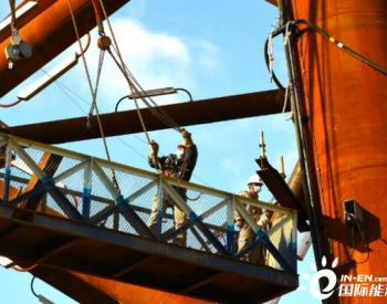 <em>海油工程</em>青岛场地加速推进曹妃甸6-4CEPA组块建造
