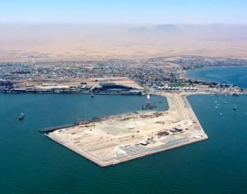 首个!中企承建纳米比亚鲸湾油码头试运行!