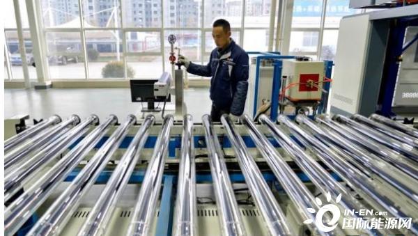 鸿图新能源资讯平台河北威县:新能源产业释放经济新动能