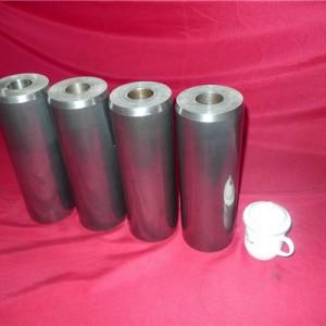 非晶涂层液压柱塞