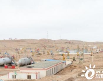青海油田原油生产基地冬季天然气保产首次实现自给自足