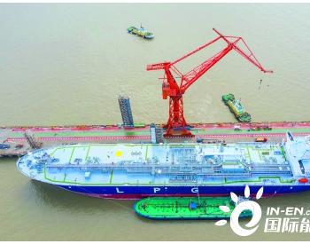 江南造船继续领跑世界液化气船市场