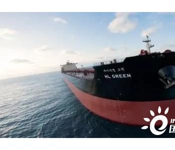 现代三湖重工建造韩国首批<em>LNG动力</em>远洋船命名