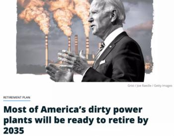 """美国2035年<em>电力脱碳</em>有多难?其实大多数化石能源电厂15年后可自然""""寿终正寝"""""""