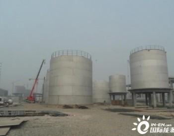 中石化西北油田首个原油储罐主动安全防护系统投用
