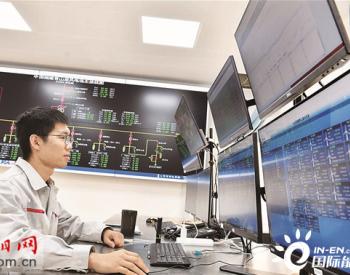 中国能源建设集团有限公司河南汝阳刘店风电场首批25台风机并网发电