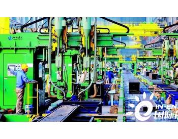 """山西综改区:唱响""""大风歌"""" 做强风电装配产业"""