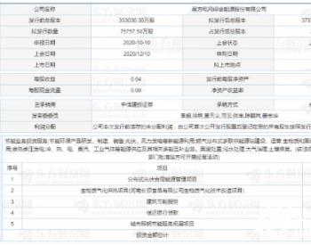 南方电网综合能源股份有限公司首发过会