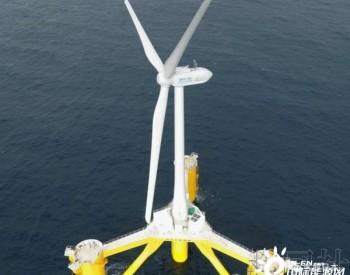 日本<em>福岛</em>近海风力发电设施将全部撤除