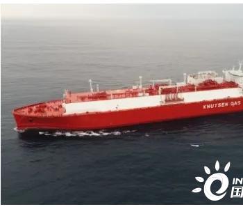 瓦锡兰将为两艘新建液化天然气运输船提供再液化技术