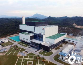 中国能建浙江火电承建广东潮州环保电厂投产发电