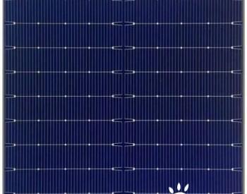 效率高达24.59%!爱康科技第一片异质结电池成功试样生产