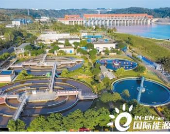 守住青山绿水 重庆已建成投用城市污水处理厂73座