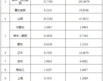 <em>户用光伏项目</em>信息(2020年12月)