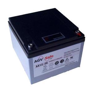 英国霍克蓄电池AX12-75价格参数
