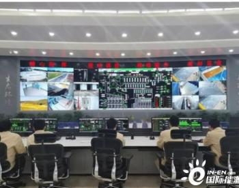 江西上饶市生活垃圾焚烧发电机组工程,圆满完成72+24小时满负荷试运行!