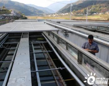 日处理污水600吨,四川省永兴镇新污水处理站建成