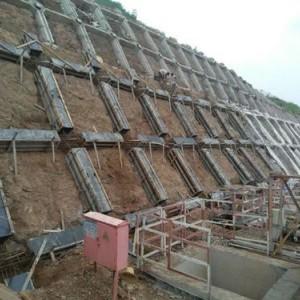高铁护坡框架梁模具的应用范围