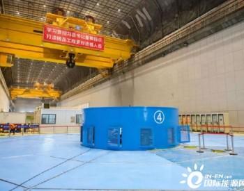 三峡集团所属梯级水电站群力保供电