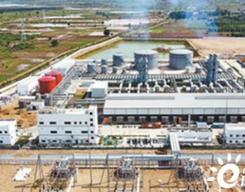 <em>柬埔寨</em>200兆瓦双燃料电站项目正式验收