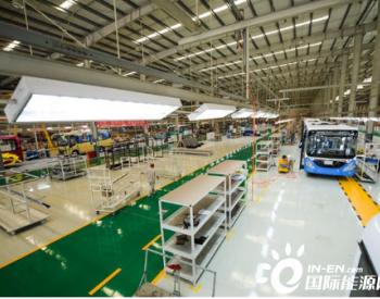 奇瑞万达两个多月接到氢能源客车订单近4000万元