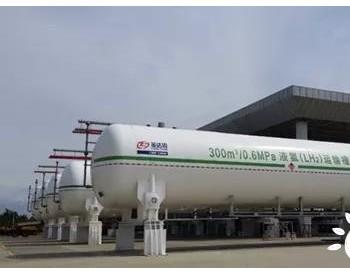 中集安瑞科:子公司将承担国家重点专项——液氢储运装备研发