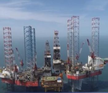 中国<em>海上油气</em>年<em>产量</em>突破6500万吨