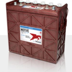 美国Trojan邱健蓄电池T-145抗震动