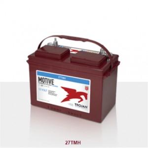 美国Trojan邱健蓄电池T-105抗震动