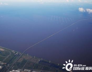 华锐风电首个海上风场——上海东海大桥商运十周年!