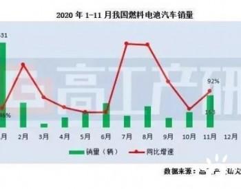 """九组数据""""还原""""2020氢电产业生态"""