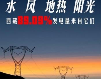 西藏:清洁能源发电占比接近九成