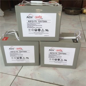 HAWKERPZS动力蓄电池AX12-45小车AGV电池