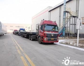 国家电投天津宁河古镇岳龙32MW风电塔筒制作项目顺利开工