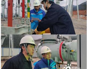 湖南道县洪塘营新能源风电并网发电 日均发电量29万度缓解电网压力
