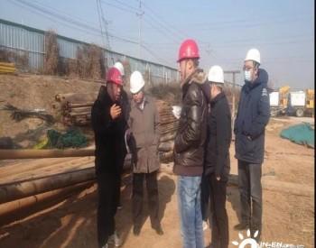 河南省郑州市惠济区HR-1H地热回灌井项目顺利通过竣工验收