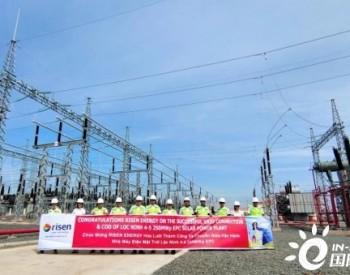 """实力诠释""""加速度"""",东方日升越南250MW EPC项目"""