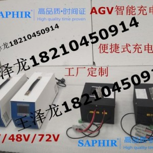 SAPHIR锂电池EV24-60AGV小车人专用动力电池