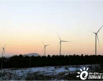 50MW!中国能建浙江火电总承包建设安徽吉电和县风